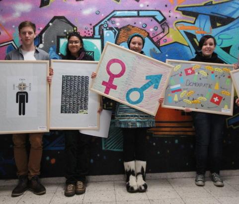 Jugendprojektwettbewerb 2015 - Infoveranstaltungen