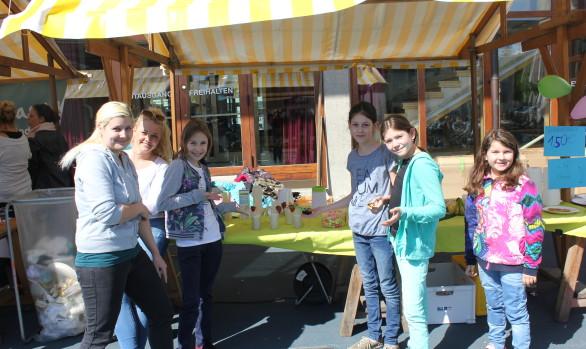 Mädchencafé goes Gesellschaftsklima am Kirchplatz