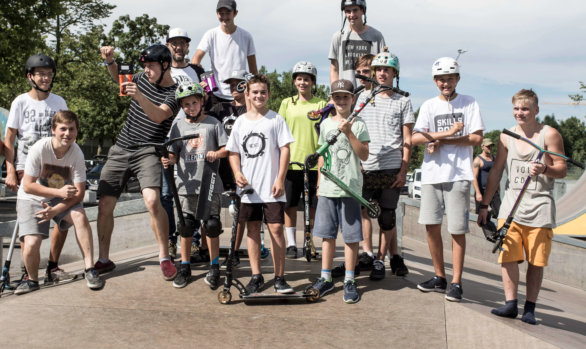 Scooter Contest 2017