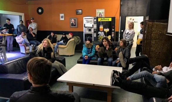 Film- und Fotocamp 2018 - Abgedrehte Kultur!