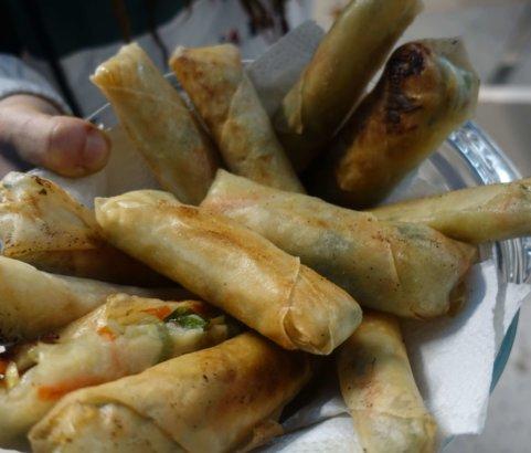 Gemeinsam kochen im Jugendcafé CFY