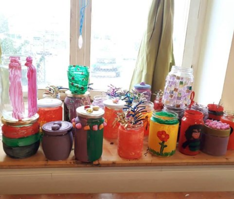Ferienprogramm im Mädchencafé Lustenau