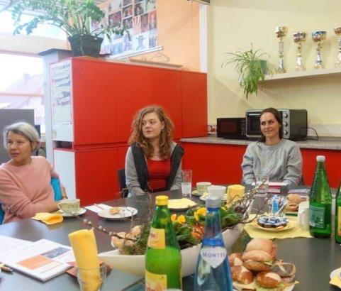 Jugendarbeit trifft Schule //  Toller Austausch mit den Kolleg*innen der Schule und der Schulsozialarbeit!