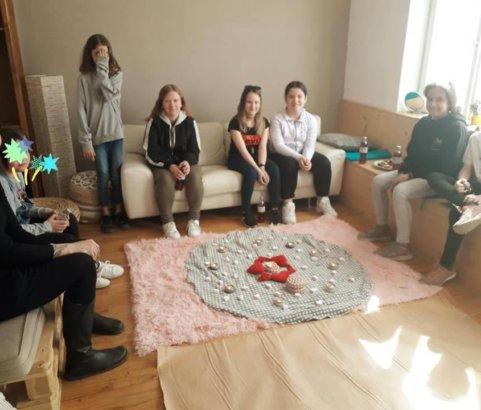 Klipp und Klar - Workshop im Mädchencafé Lustenau