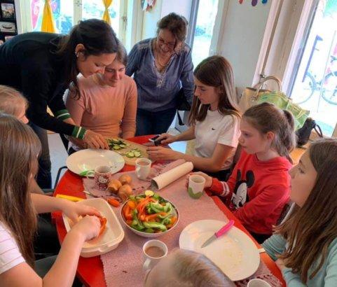 Bolivianischer Nachmittag im Mädchencafé!