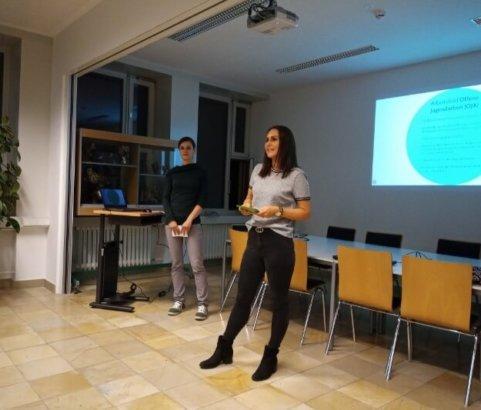 Infoabend Gewalt- und Mobbingpräventions-Workshops!