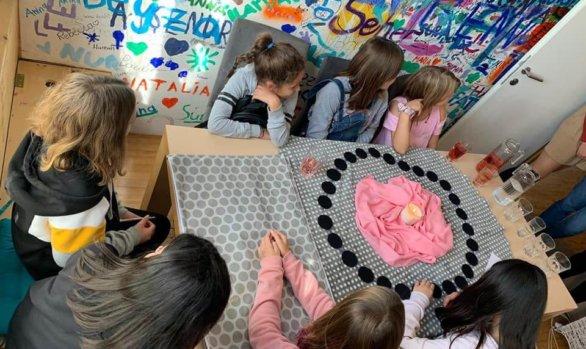 Klipp & Klar Workshop im Mädchencafé!