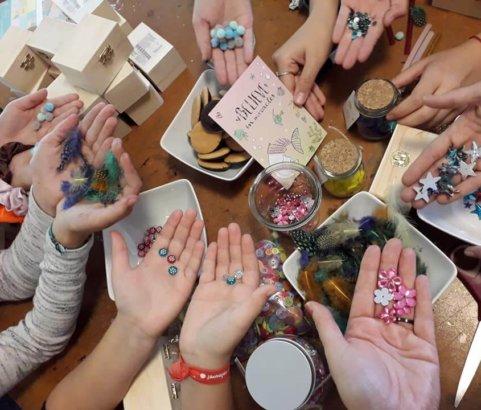 Tag der offenen Jugendarbeit im Mädchencafé!