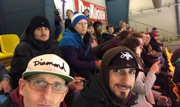 OJAL goes Eishockey