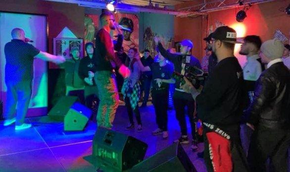 Culture Rap - Rap Night