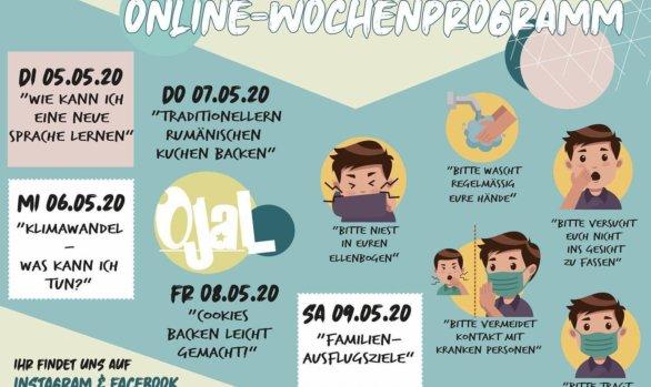 Das virtuelle Jugendhaus - Woche 6
