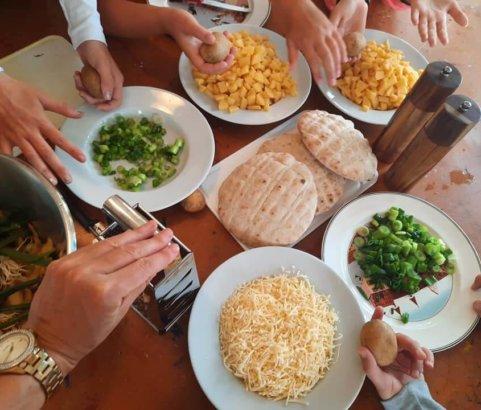 Interkultureller Kochnachmittag