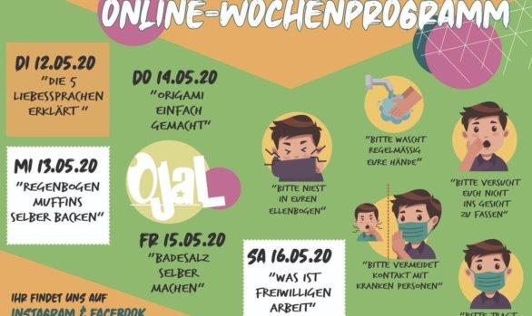 Das virtuelle Jugendhaus - Woche  7