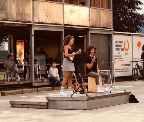 Sommer.Lust goes Fahrrad am Jugendplatz