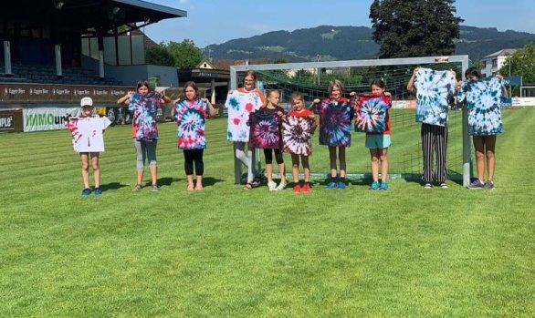 Fußballkultur-PLUS - Besuch beim FC Lustenau