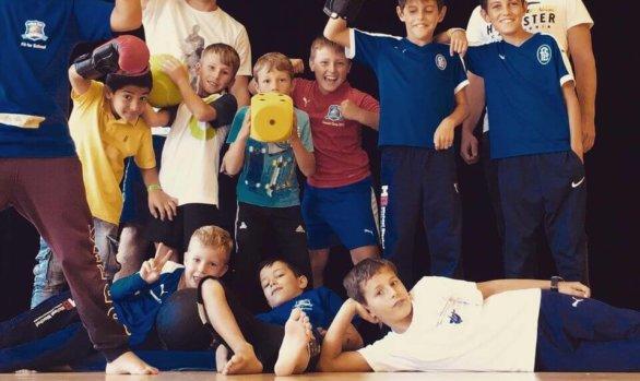 Fussball.kult.ur.plus - Kampfesspiele